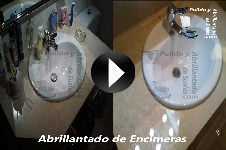 Vídeo de Abrillantado de Encimeras
