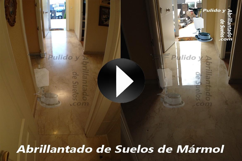 Vídeo de Abrillantado de Suelos de Mármol