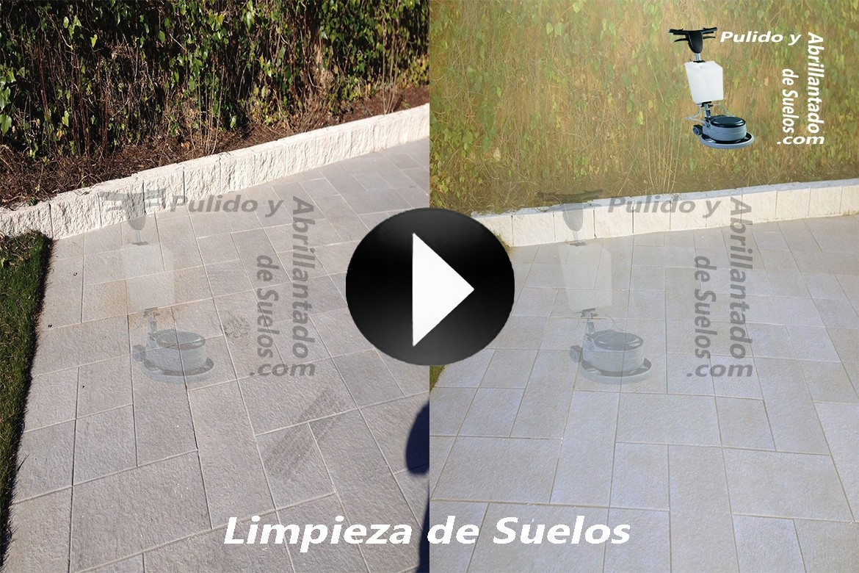 Vídeo de Limpieza de Suelos