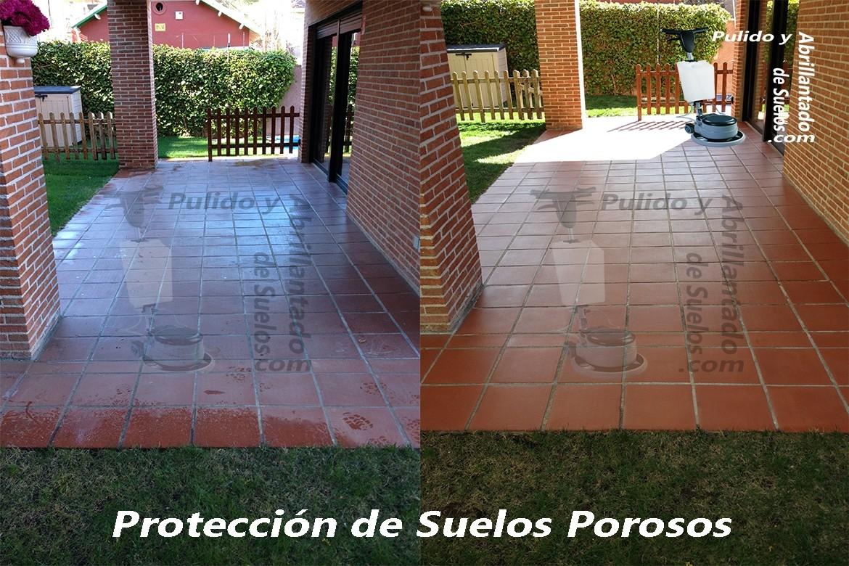 Protección de Suelos Porosos